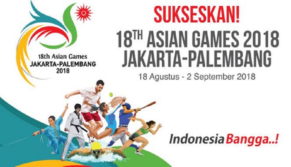 P1 - Asian Games 2018 Agustus